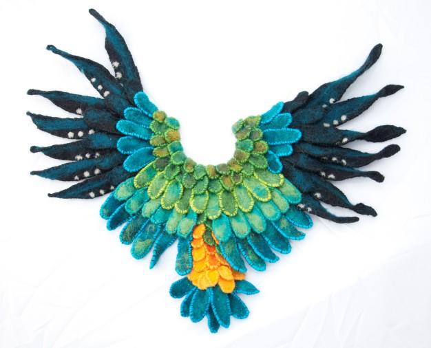 Parrot Pectoral