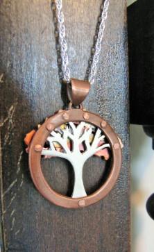 Small Tree - Back