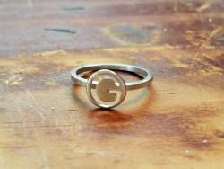 Letter Ring