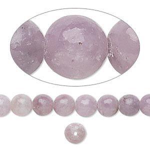 Accent Gemstone: Lilac Stone
