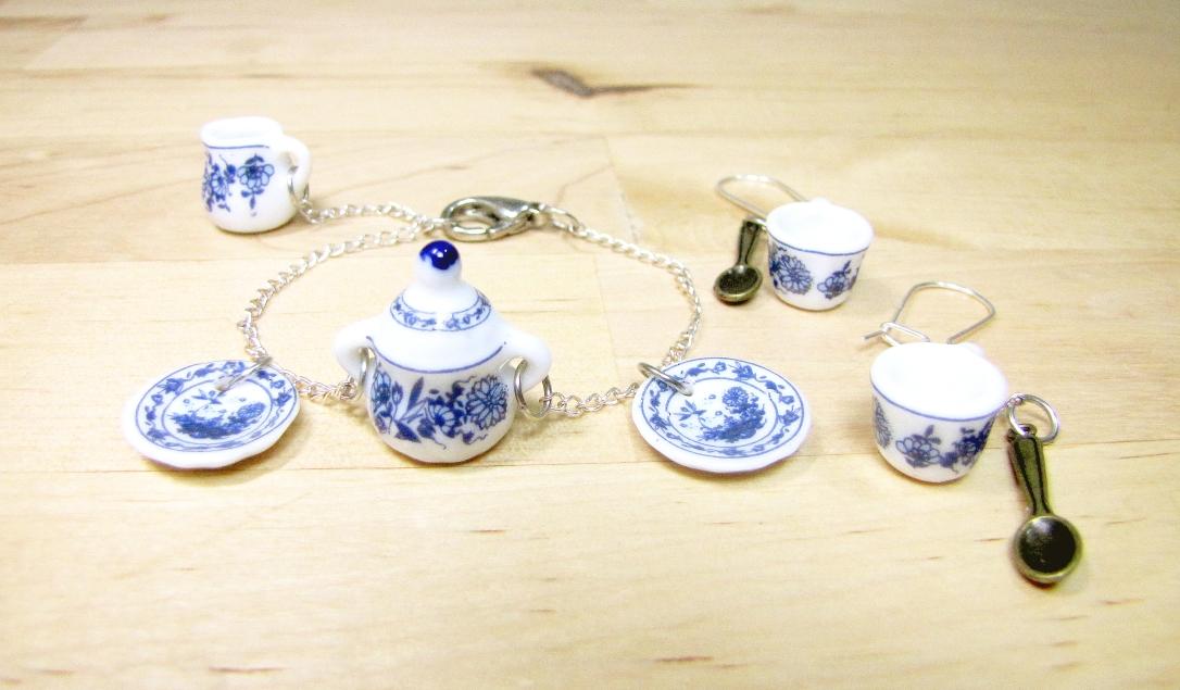 tea set set