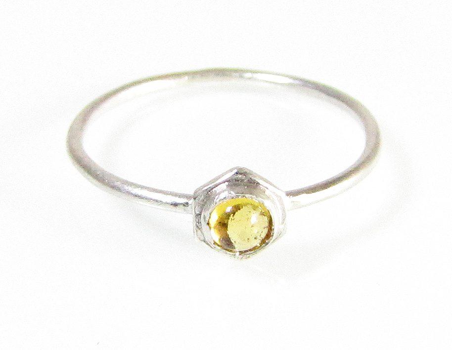 Honey drop ring 3