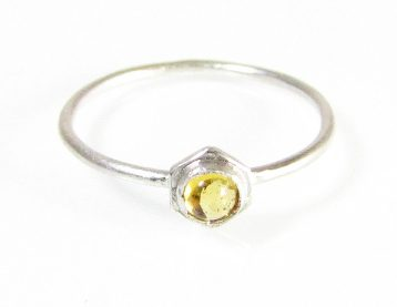 Honey Drop Ring