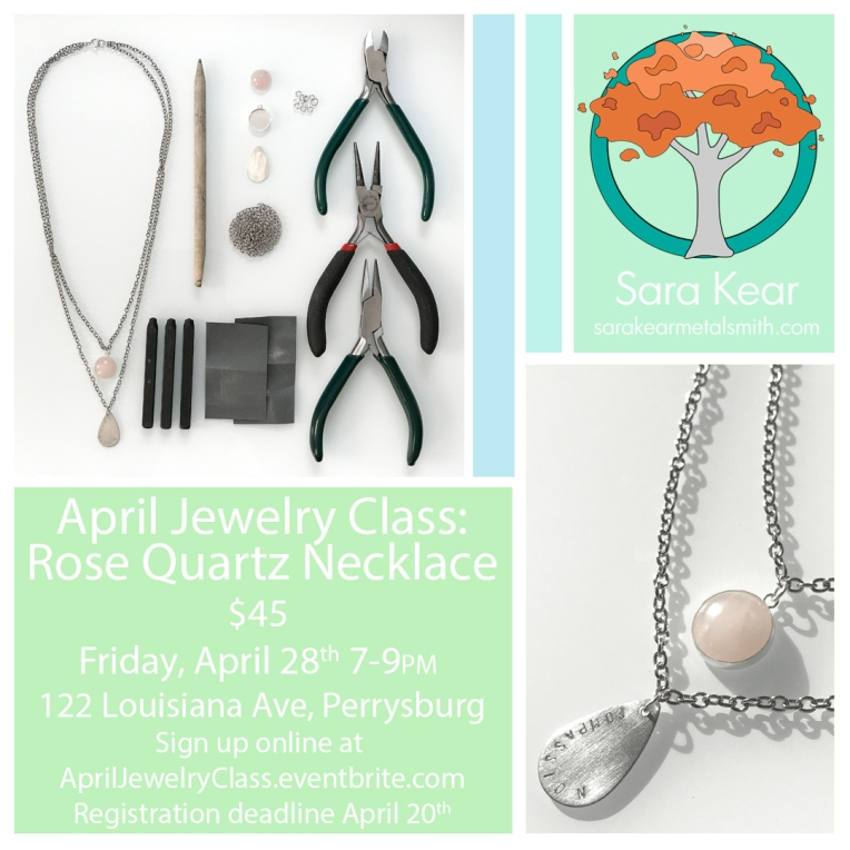 1704 April Jewelry Class - Mala