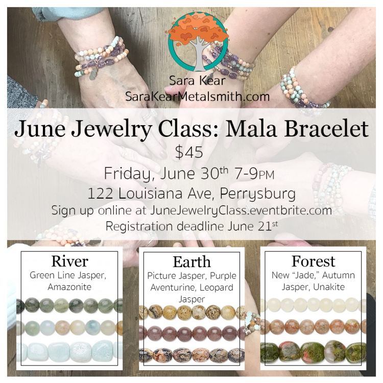 1706 Jewelry Class - Mala
