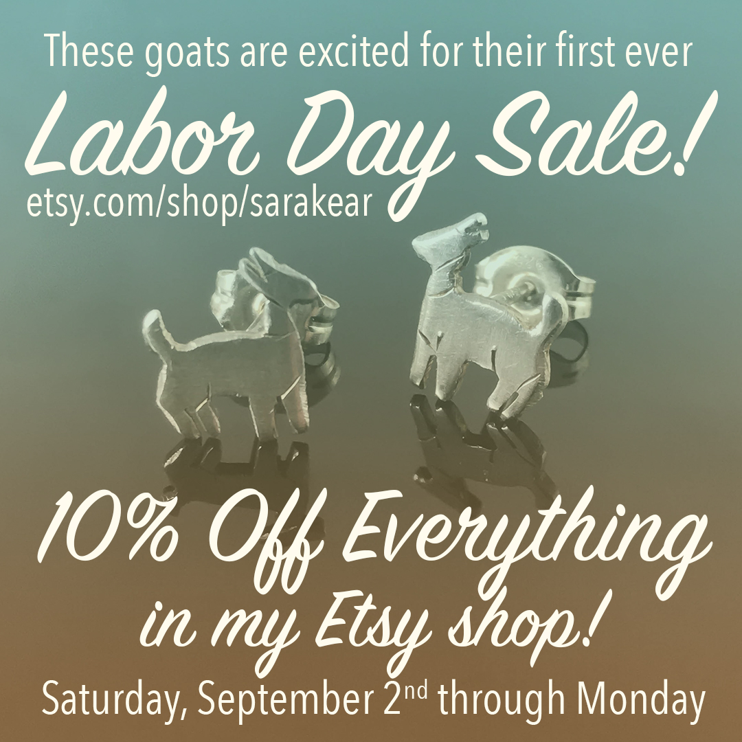 Labor Day Sale Sara Kear