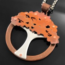 necklace - tree of life 1