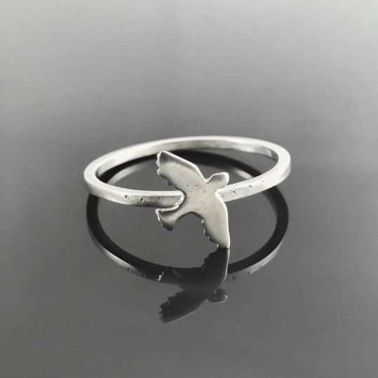 Flying Bird Ring-1