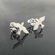 Flying Bird Earrings-1