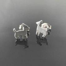 Goat Earrings A-2