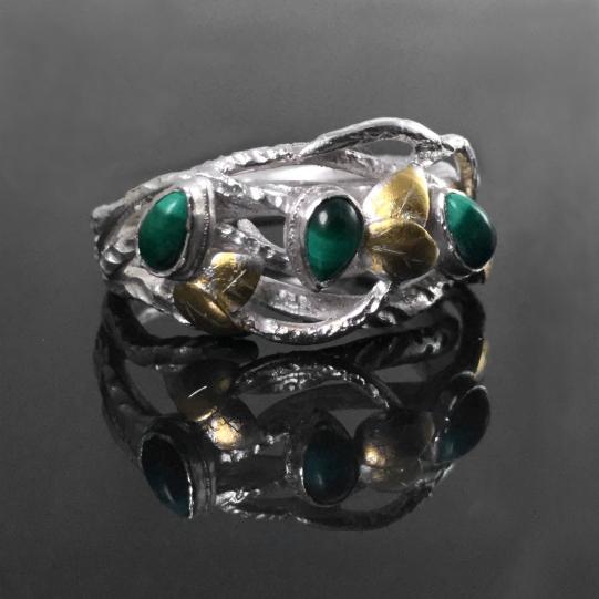 Kemp Wedding Ring 10