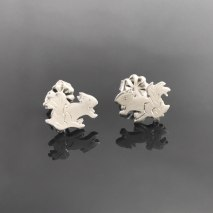 Squirrel Earrings A-1